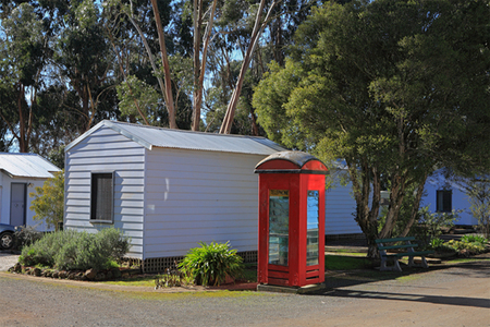 Shady Acres Caravan Park Ballarat - Surfers Gold Coast