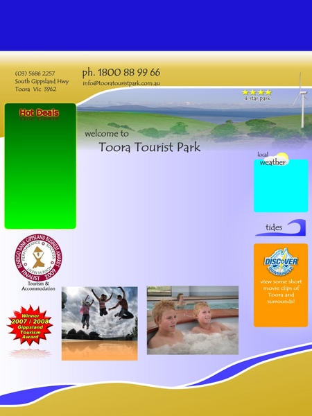Toora Tourist Park - Surfers Gold Coast