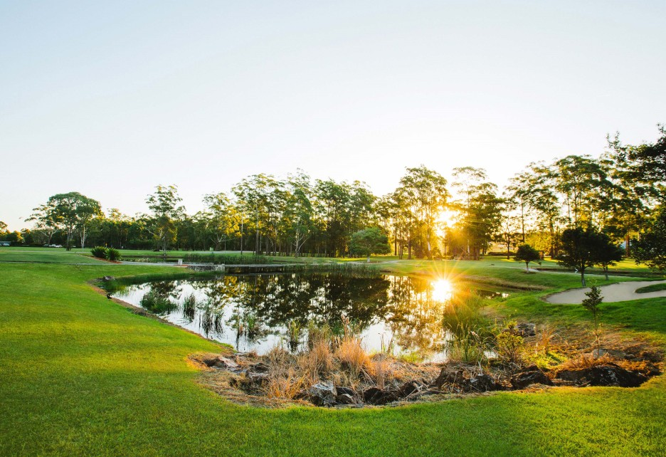Tallwoods Golf Course and Resort - Surfers Gold Coast