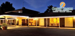 Country Comfort Tumut Valley Motel - Surfers Gold Coast