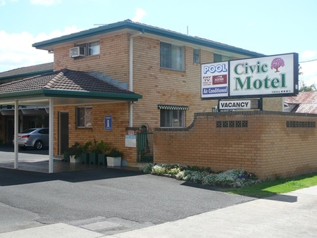 Civic Motel Grafton - Surfers Gold Coast
