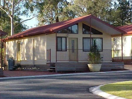 Sydney Getaway Holiday Park  Avina Van Village - Surfers Paradise Gold Coast