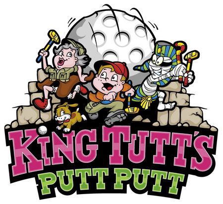 King Tutts Putt Putt - Surfers Gold Coast