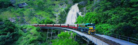 Kuranda Scenic Railway - Surfers Gold Coast