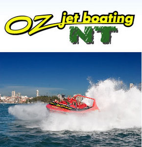 Oz Jetboating - Darwin - Surfers Gold Coast