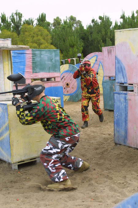 Paintball Skirmish Perth - Surfers Gold Coast