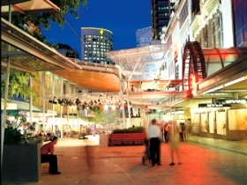 Queen Street Mall - Surfers Gold Coast
