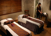 Hidden Valley Eco Spa Lodges  Day Spas - Surfers Gold Coast