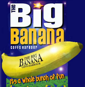 Big Banana - Surfers Gold Coast