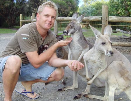 Caversham Wildlife Park - Surfers Gold Coast