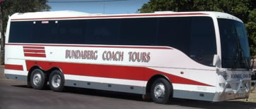 Bundaberg Coaches - Surfers Gold Coast