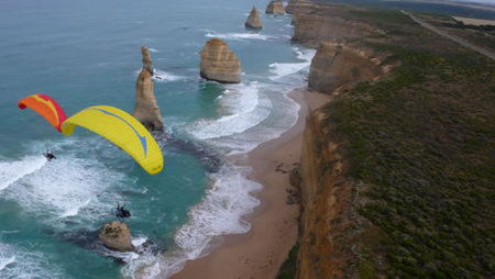 Airsports Adventure Flights - Surfers Gold Coast