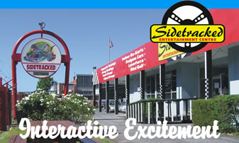 Sidetracked Entertainment Centre - Surfers Gold Coast