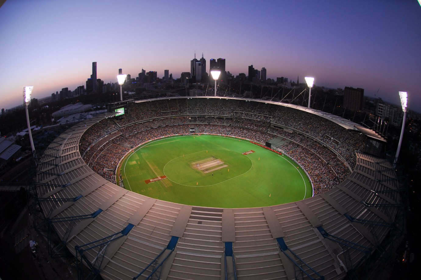 Melbourne Cricket Ground - Surfers Gold Coast