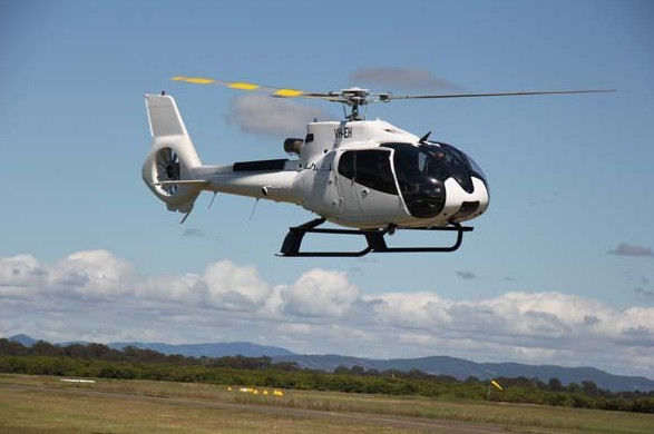 Executive Helicopters - Surfers Gold Coast