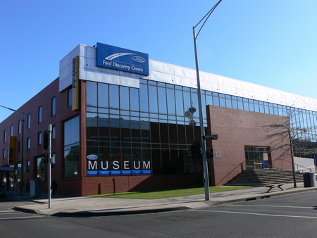 Ford Discovery Centre - Surfers Gold Coast