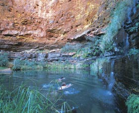 Dales Gorge and Circular Pool - Surfers Gold Coast