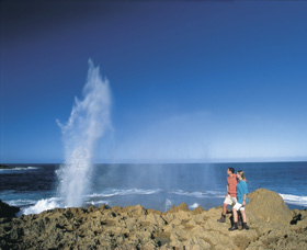The Blowholes Carnarvon - Surfers Gold Coast