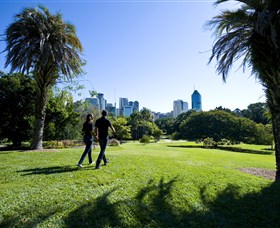 City Botanic Gardens - Surfers Gold Coast