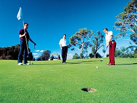 Queenstown Golf Club - Surfers Gold Coast