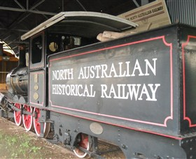 Pine Creek Railway Precinct - Surfers Gold Coast