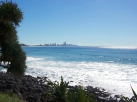 Burleigh Head National Park - Surfers Gold Coast
