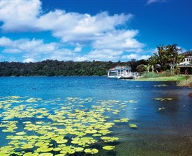 Lake Barrine Crater Lakes National Park - Surfers Gold Coast