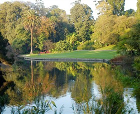 Royal Botanic Gardens Melbourne - Surfers Gold Coast
