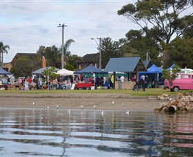 Greenwell Point Riverside Markets - Surfers Paradise Gold Coast