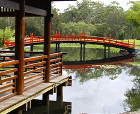 North Coast Regional Botanic Garden - Surfers Gold Coast