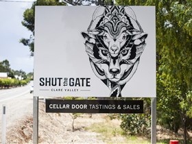 Shut The Gate Winery and Cellar Door - Surfers Gold Coast