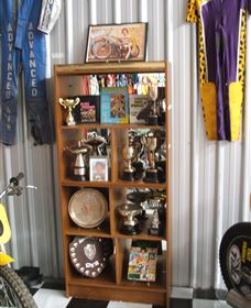 Ash's Speedway Museum - Surfers Gold Coast