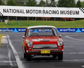National Motor Racing Museum - Surfers Gold Coast