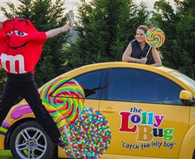 The Lolly Bug - Surfers Paradise Gold Coast