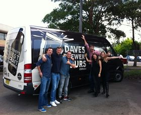 Daves Brewery Tours - Surfers Gold Coast