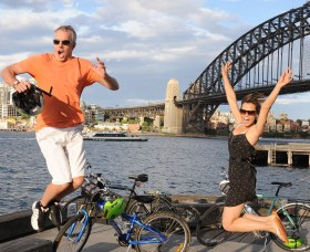 Bikebuffs - Sydney Bicycle Tours - Surfers Gold Coast