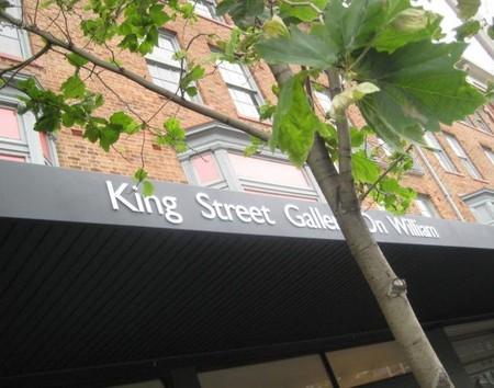 King Street Gallery on William - Surfers Gold Coast