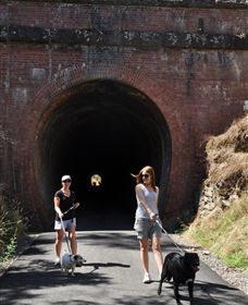Cheviot Tunnel - Surfers Gold Coast