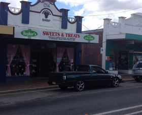 Taylors Sweets and Treats - Surfers Gold Coast