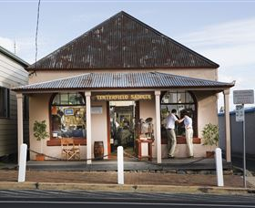 Tenterfield Saddler - Surfers Gold Coast
