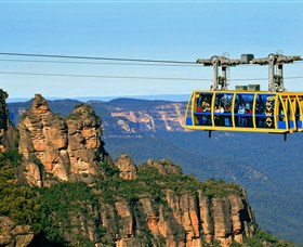 Greater Blue Mountains Drive - Blue Mountains Discovery Trail - Surfers Gold Coast