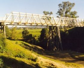 Vacy Bridge over Paterson River - Surfers Paradise Gold Coast