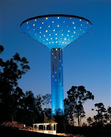 Wineglass Water Tower - Surfers Gold Coast