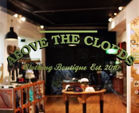 Above the Clouds Store - Surfers Gold Coast