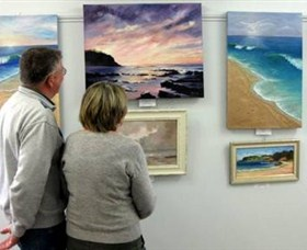 The Millhouse Art Gallery - Surfers Gold Coast