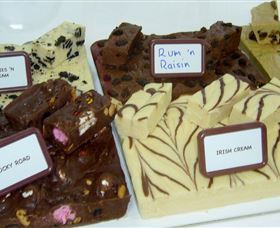 Fudge Factory at Tilba Treasures of Ulladulla - Surfers Gold Coast