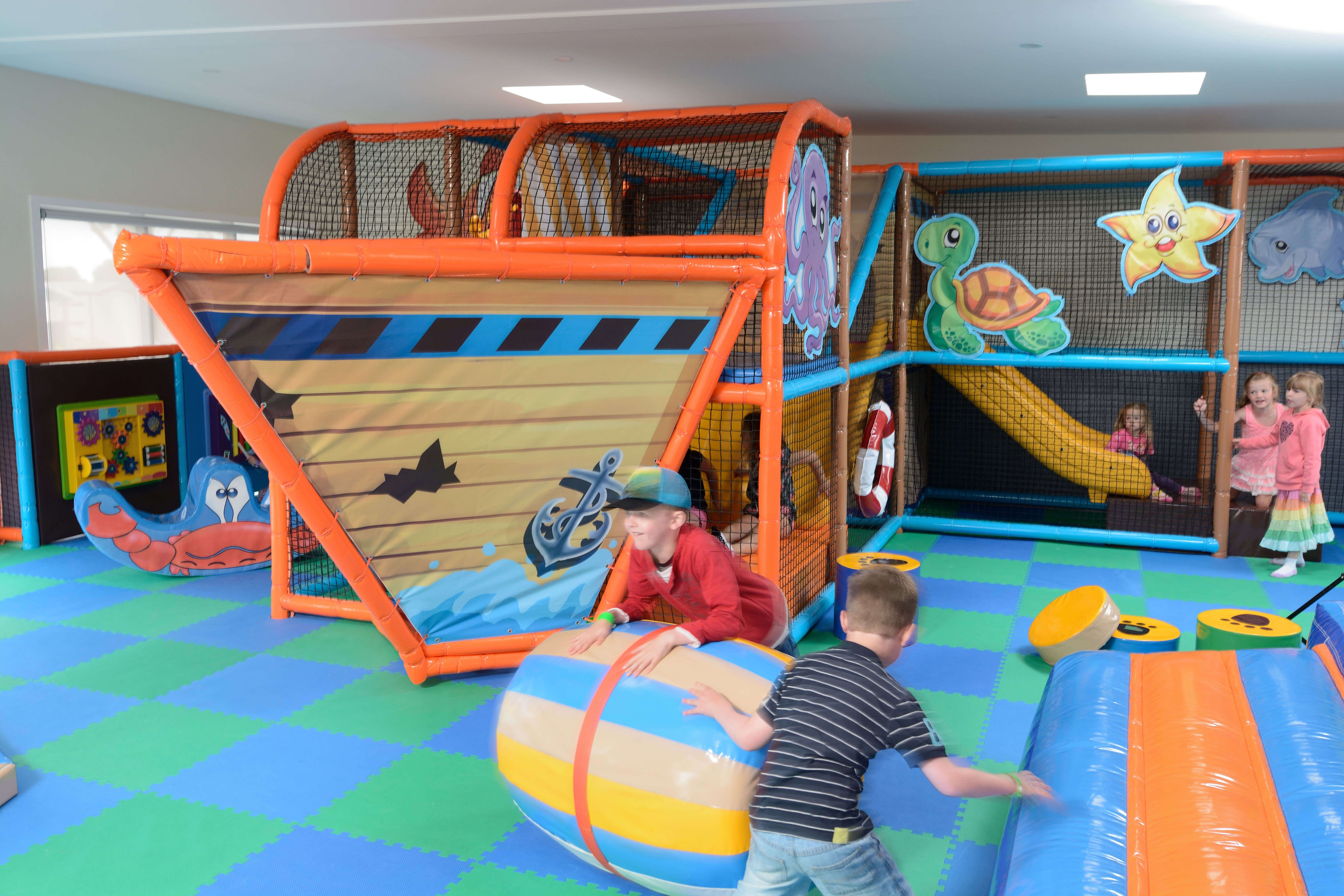 BIG4 Port Fairy Holiday Park Monkeys and Mermaids Indoor Play Centre - Surfers Gold Coast