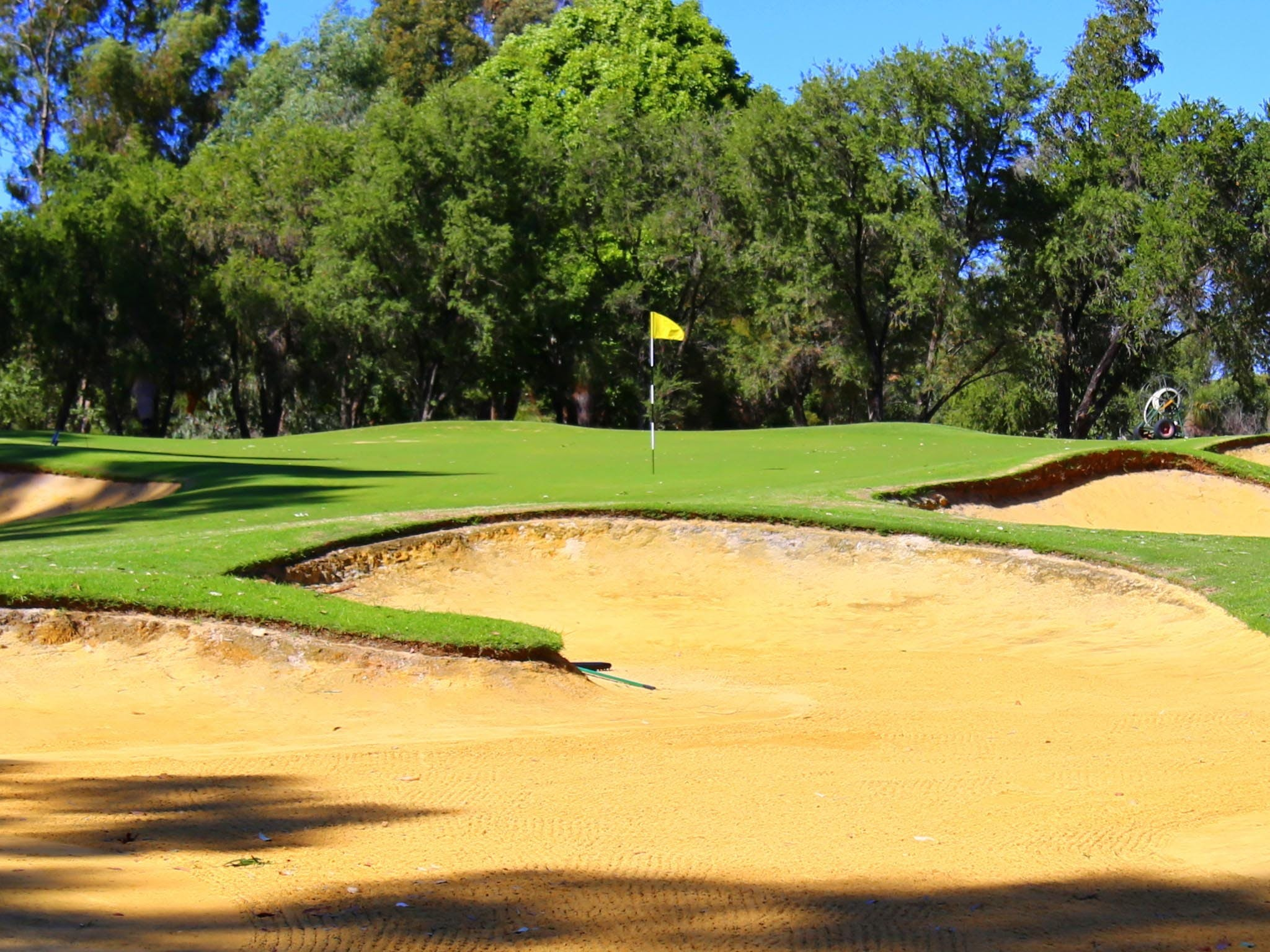 Hartfield Golf Club - Surfers Gold Coast