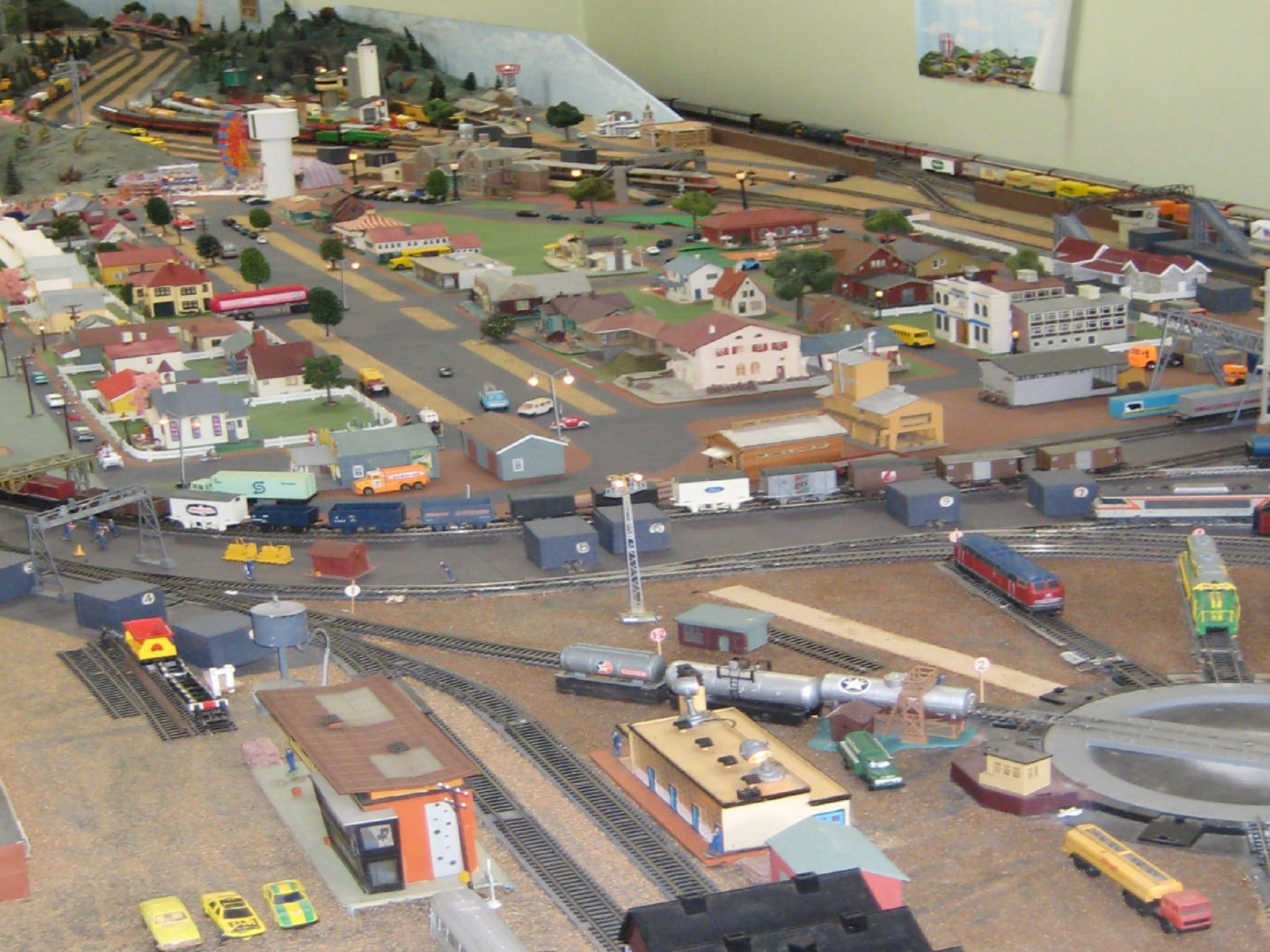 Heywood Model Trains - Surfers Gold Coast