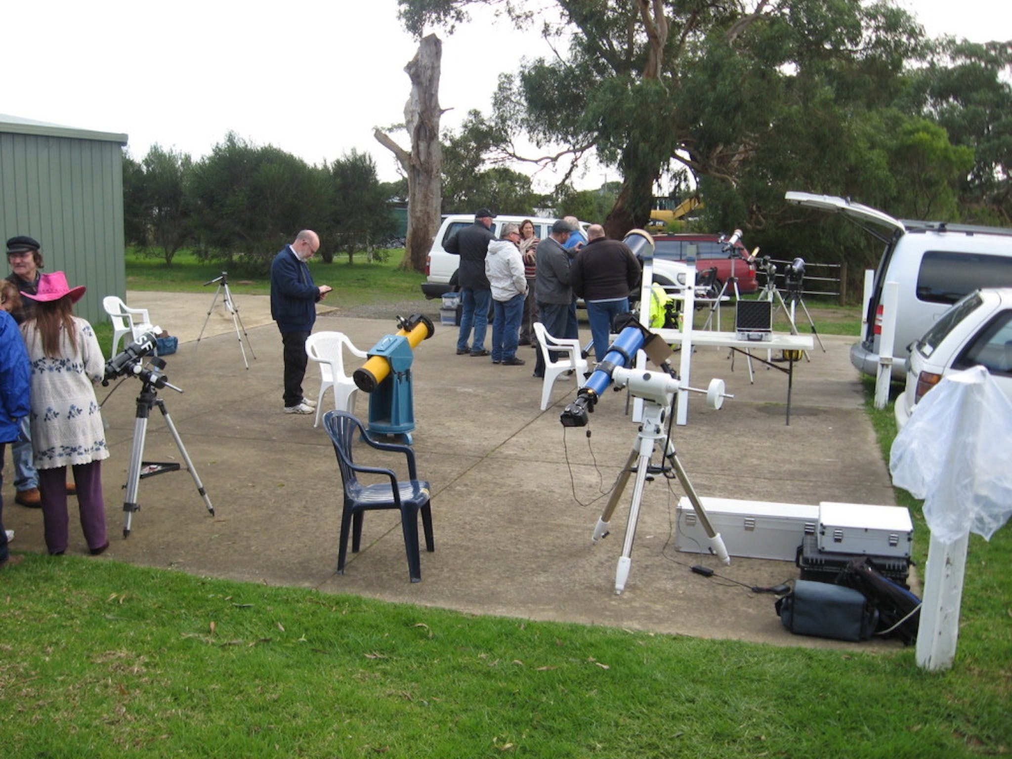 Mornington Peninsula Astronomical Society MPAS - Surfers Gold Coast